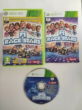 F1 RACE STARS VALENCIA STREET CIRCUIT EXCLUSIVE EDITION XBOX 360 GAME PAL
