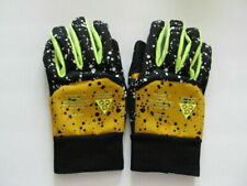 Nike Lab ACG Women's Shield Running Gloves Yellow Ochre/Black/Volt Glow Large