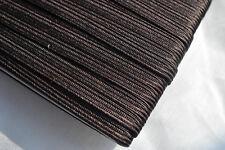 4mm Silk tsuka-ito, red-black