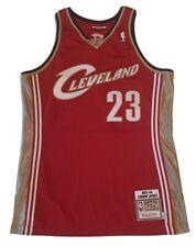 2003-2004 LeBron James Rookie Mitchell & Ness  Cavaliers NBA Jersey Size 40
