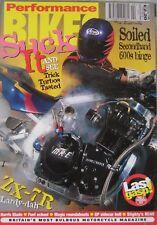 Performance Bikes magazine February 1996