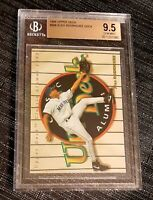 1994 Upper Deck #298 Alex Rodriguez Seattle Mariners RC Rookie BGS 9.5 GEM MINT