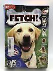 Fetch! (pc, 2006) Complete Windows Scholastic Valusoft Computer Cpu Game