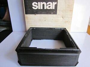 "Sinar 4x5"" Standard Bellows Mono Rail Large Format Near Mint Condition in Box"