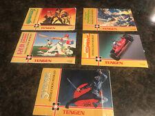 Lot Of 5  NES Instruction Booklets, Tengen, Gauntlet, Alien Syndrome, Shinobi