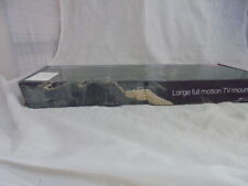 "LOGIK LFML16 Full Motion TV Bracket For 32 - 50"" Televisions DAMAGED BOX"