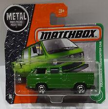MATCHBOX VOLKSWAGEN TRANSPORTER CAB VARIANTE LEERE LADEFLÄCHE 95/125 DVP03