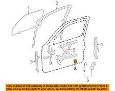 TOYOTA OEM 00-17 Tundra Front Door-Crank Handle Plate 6926803010