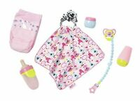 Zapf Creation Baby Born Doll Accessory Starter Set Accessories Pack