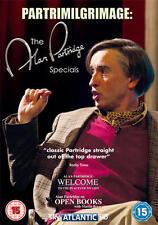 Alan Partridge: Partrimilgrimage - The Specials [DVD]
