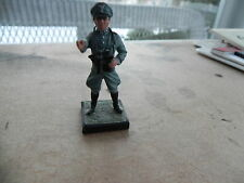 54mm  Figures   German made[?]  German Oberst