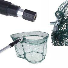 2in1 Extending Foldable Pole Handle Fishing Landing Net -Ideal Accessories POP!