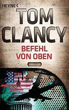 Befehl von Oben / Jack Ryan Bd.9 von Tom Clancy 2013, Taschenbuch ++Ungelesen++