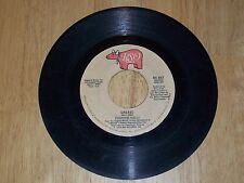 Vintage Frankie Valli Grease/Grease Instrumental 45 RPM Record