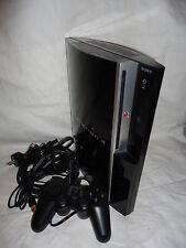 PS3 FAT Konsole von Sony 40GB + Controller + Spiel