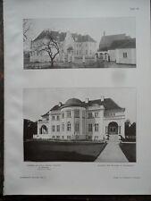 1908 Landhaus Heymann in Hellerup