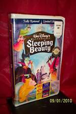Sleeping Beauty (VHS, 1997, Limited Edition) BRAND NEW FACTORY SEALED