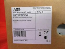 Abb Oxa400u3x2qbautomatic Transfer Switch 1sca149949r1001 400 A Retrofit Kit