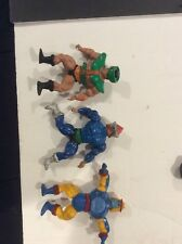 He-Man MOTU 3 action figures Lot Vintage toys