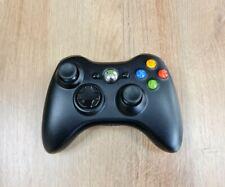 Microsoft Xbox 360 Wireless Controller Gamepad - Black