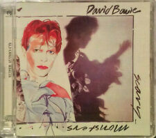 David Bowie - Scary Monsters  SACD (Hybrid, Remastered)