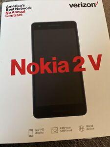 Nokia 2 - 8GB - Blue,Silver (Verizon) (Single Sim)