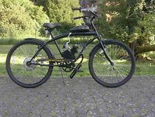 BEACHCRUISER CRUISER mit Hilfsmotor Fahrrad Benzin Motor Dirt Pocket bike 49 cc