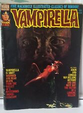 Vampirella magazine. issue 43 Warren magazine. june 1975