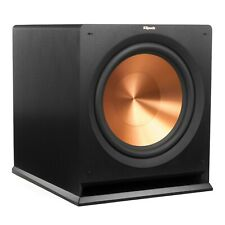 Klipsch R-10SW Subwoofer 300W Powered Home Theater Subwoofer