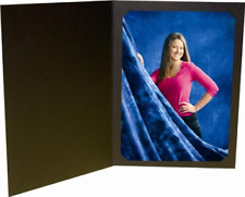 Photo Folder for 5x7 or 4x6 Inches Pack of 50 Cut Corners Heavy Duty Cardboard