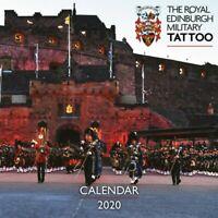Royal/Edinburgh/Military/Tattoo/Calendar/2020/Lomond/new