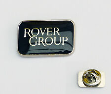Rover Group Classic Car Blue Enamel & Gold British Made Quality Pin Badge