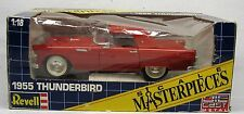 1955 Ford Thunderbird  ~ 1:18 scale - Revell - Die-cast