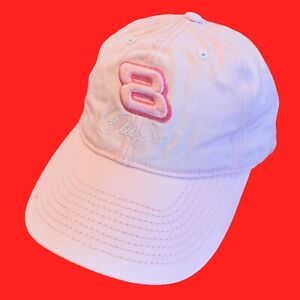 NASCAR ... DALE  JR  #8 ... Winner's  Circle ... Pink  Ladies  Hat ... NEW
