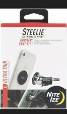 Nite Ize Steelie Orbiter Dash Mount Kit - Magnetic Cell Phone Holder For Car