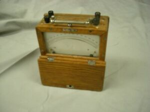 Antique Voltmeter