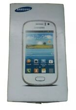 Samsung Galaxy  GT-S6810 -  white Smartphone - good conditions