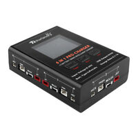 Lipo/LiHV/Lithium Battery Charger DC 6.0V-20.0V Input USB Charging Charger