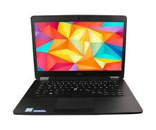 Dell Latitude E7470 Core i7-6600U 16Gb 256Gb SSD 1920x1080 IPS FPr Akku-defekt!