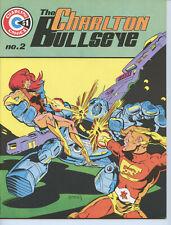 Charlton Bullseye #2 Steve Ditko1975 VF