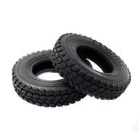 1Pcs Tire Tractor Truck Trailer Climbing Car  1/14  Tamiya RC Rubber Tyre