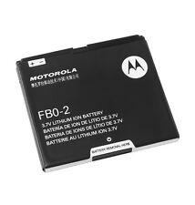NEW Genuine Motorola Triumph WX435 OEM Replacement Li-ion Battery FBO-2 1380mAh