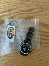 Fossil Women's CE1054 Ceramic Analog with Black Dial Watch