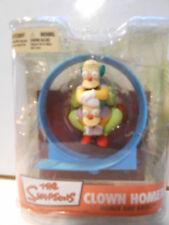 clown homer simpsons figurine homer and krusty NIB neuf boite figure