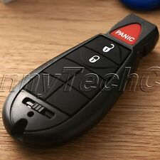 3 Buttons Keyless Car Entry Remote Key Transmitter Fob Case Shell for Chrysler