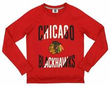 Outerstuff NHL Youth/Kids Chicago Blackhawks Performance Fleece Sweatshirt
