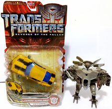 BUMBLEBEE & STARSCREAM • C8-9 • TRANSFORMERS REVENGE OF THE FALLEN