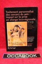 Traitement personnalisé des cancers du sein - Philippe Rouanet