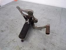 Honda CBR1000F Right hand rearset foot peg and brake lever FREE UK POSTAGE #642