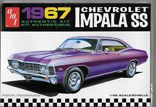 AMT 1967 Chevrolet Impala SS in 1/25 981 /12 ST